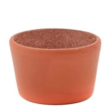 Picking stone in pot 6pcs  400GR