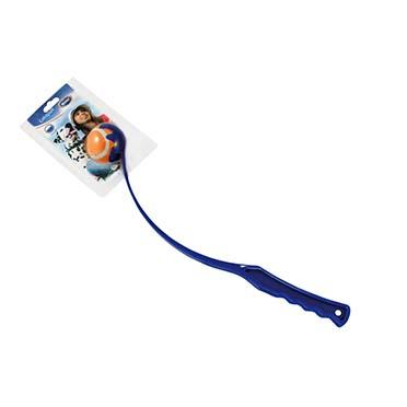 Catapult with ball Orange/blue 45cm