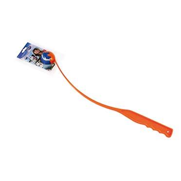 Catapult with ball Blue/orange 63cm