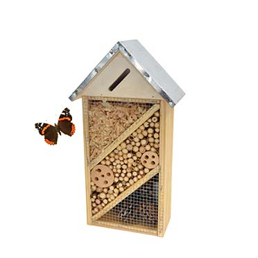 Insect house alvin  21x10x37cm