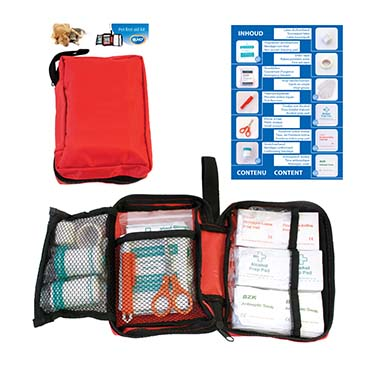Pet first aid kit  12x15,5x5cm