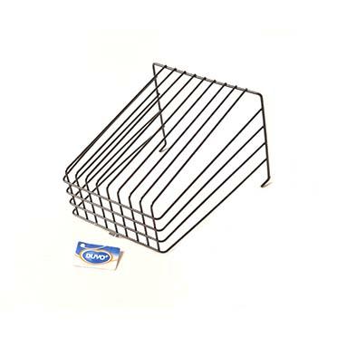 Salad rack in metal  13x18x12CM