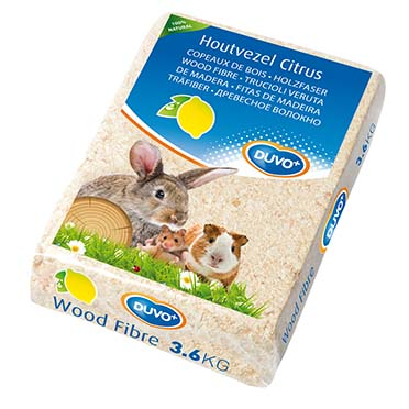 Wood fibre lemon  3,6KG
