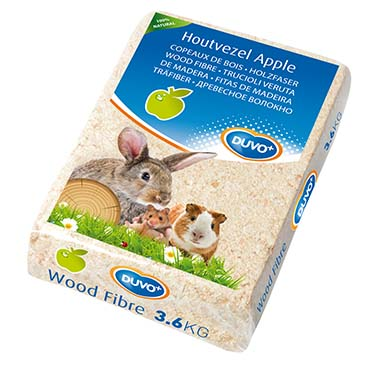 Wood fibre apple  3,6KG