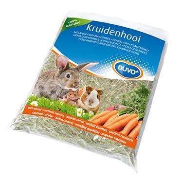 Herbal hay carrot  500GR