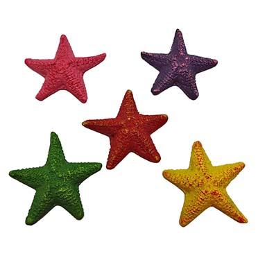 Décoration étoile de mer  8,5x8,5x2,3CM