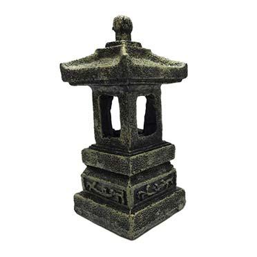 Décoration pagode  5x5x11CM