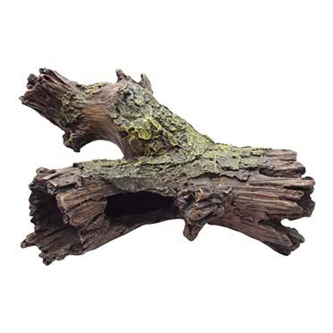Decoration tree log  23,5x17x9CM
