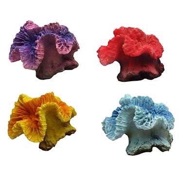 Decoration coral mix  8x7x7CM