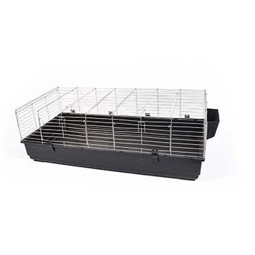 Cage liberty 140 Grey 140x69x47CM