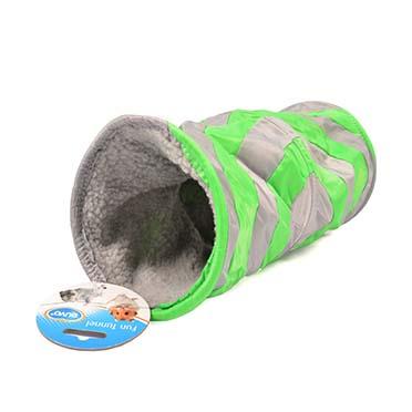 Play tunnel Grey/green 35CM