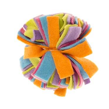 Fleece pompom  6cm