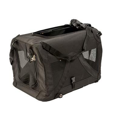 Click & go travel bag xs Black S:51x33x33cm