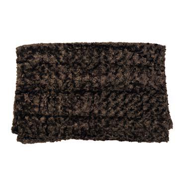 Fleece blanket Dark brown 150x100cm