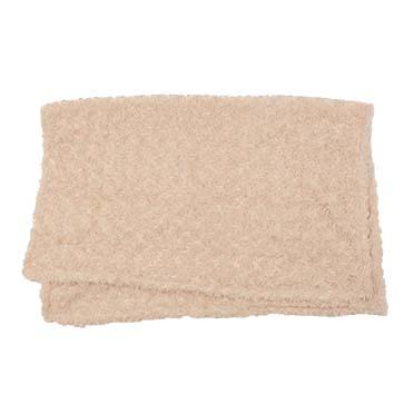 Fleece blanket Beige 150x100cm
