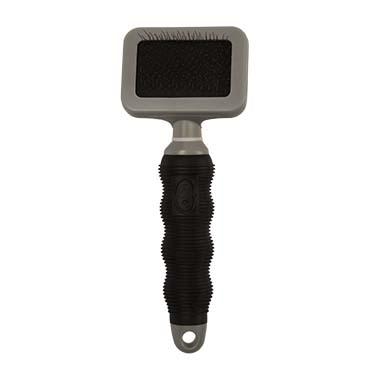 Slicker brush Black/grey Small