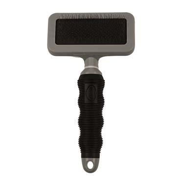Slicker brush Black/grey Medium