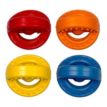 Rubber tugger mix Mixed colors 7cm