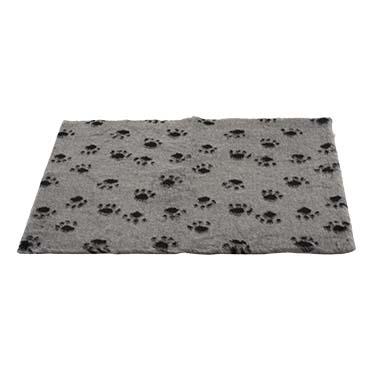 Furbed anti-slip paws Grey 75x50cm