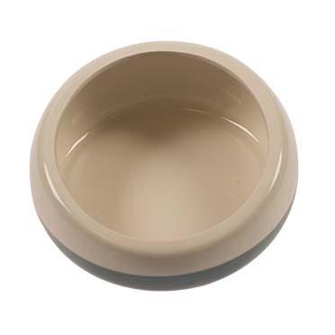 Feeding bowl stone obliq Petrol Ø19CM