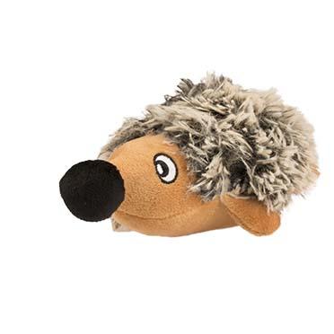 Plush laying hedgehog fluffy  12cm