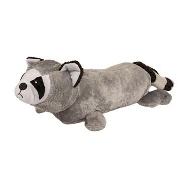 Plush racoon fluffy  46cm
