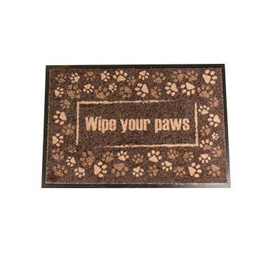 Pet floor mat indoor wipe your paws  60x40cm