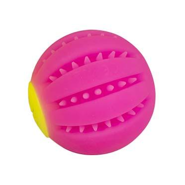 Led flash ball Fuchsia 10cm