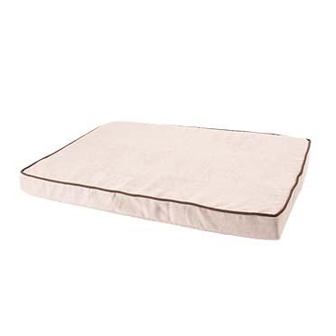 Memory foam cushion dusk Grey/anthracite 100x65x9cm