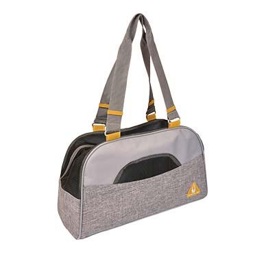 Promenade paris pet bag casual Grey 44x18,5x25,5cm