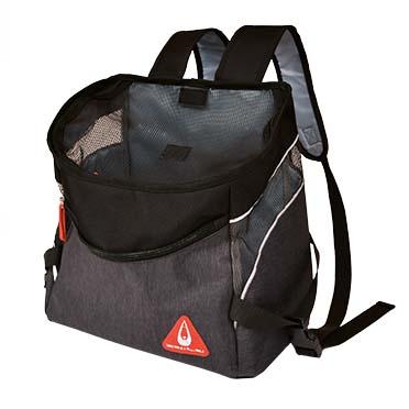 Promenade london backpack sporty Black 32,5x19x31cm