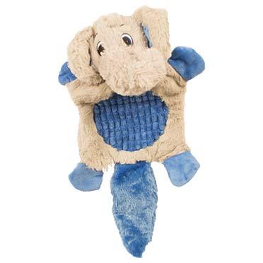 Plush elephant crinkle  43x25x10cm
