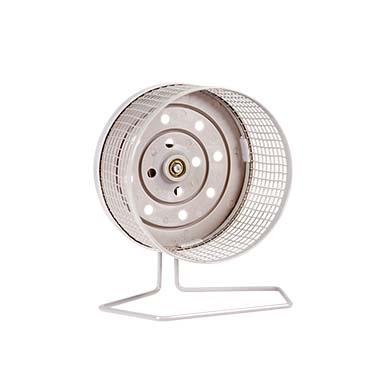 Activity wheel in metal Grey Ø13CM