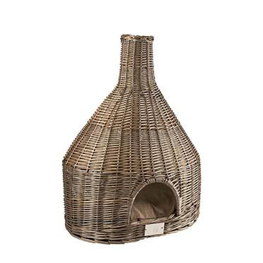 Provence weiden igloo & kissen  54x37x73cm