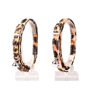 Cat collar leopard  20-30cm / 10mm
