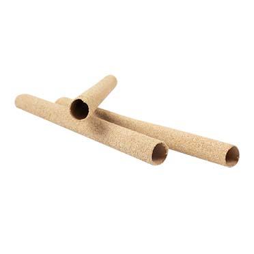 Zandhoes voor zitstok Beige L - 25cm