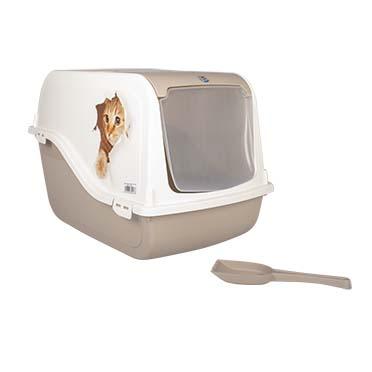Cat toilet ariel cat surprise Mocaccino 57x39x38cm