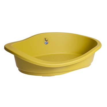 Sleeper sonny classic size 1 Mustard 50x35x16cm