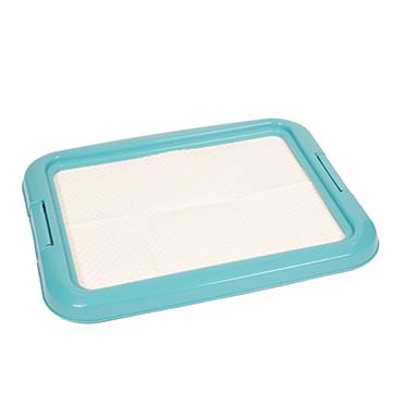 Pet toilet +7 pads medium  M - 30x45cm