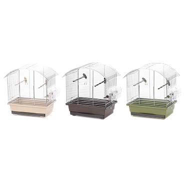 Bird cage natural lora set 3st Mixed colors 1 size/3colours