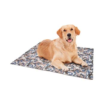 Cooling mat camouflage Camouflage XL - 96x81cm