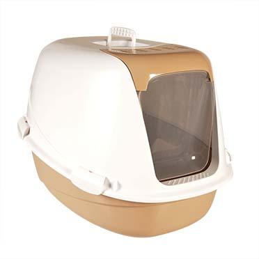 Cat toilet curvy Mocaccino 66x49x47cm
