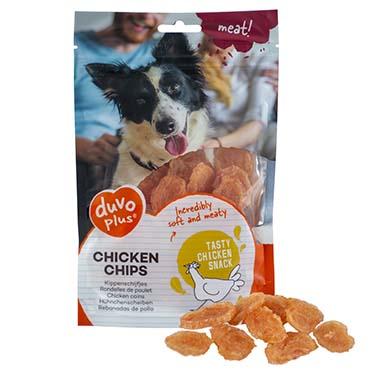 Chicken chips  80gr - ± 35st