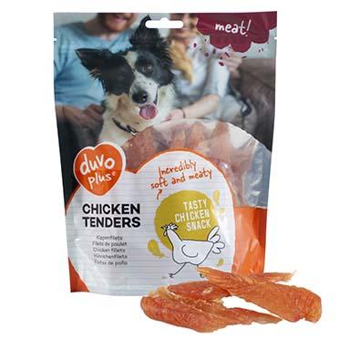 Meat! chicken tenders  400gr - ± 15st