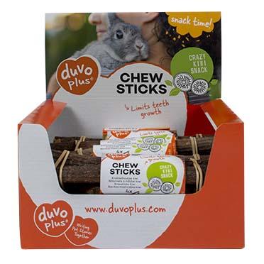 Chew sticks kiwi  4st