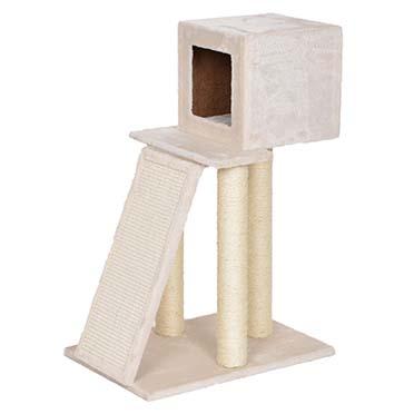 Scratching post antoine Creme 40x56x83cm