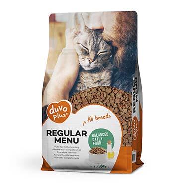 Kat regular menu 4kg