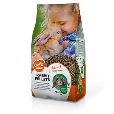 Rabbit pellet  5KG