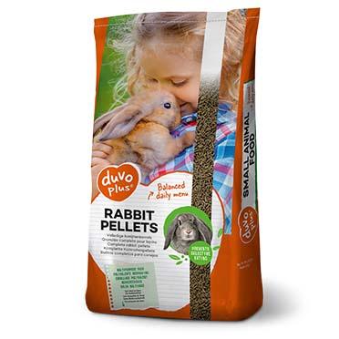 Rabbit pellet  20KG