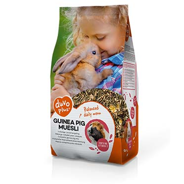 Guinea pig muesli  4KG